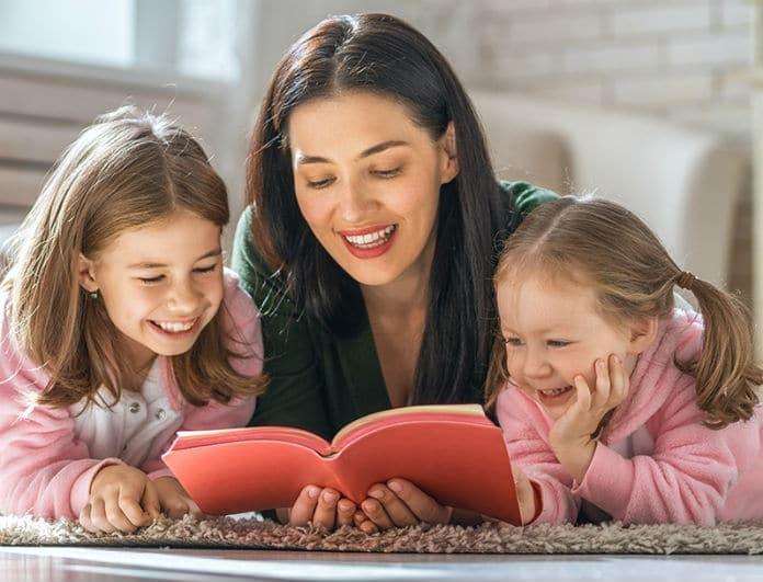 Θέλετε να μάθετε στα παιδιά σας να διαβάζουν εξωσχολικά βιβλία; Δεν είναι ακατόρθωτο!