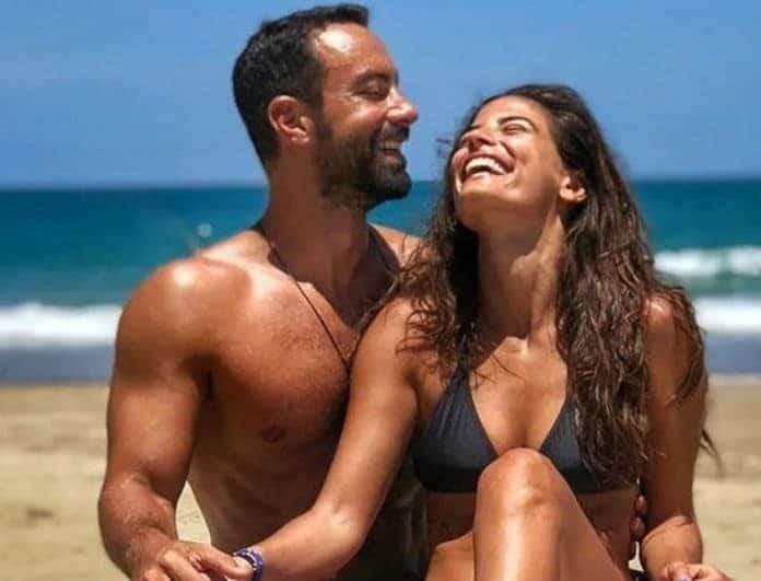 Χριστίνα Μπόμπα: Δάκρυα ευτυχίας στα μάτια της! Περήφανος ο Σάκης Τανιμανίδης....