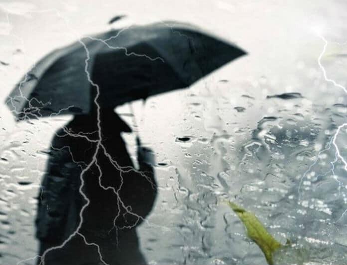 Έκτακτο δελτίο καιρού: Έρχεται ο Γηρυόνης! Ποιες περιοχές θα «χτυπηθούν»!