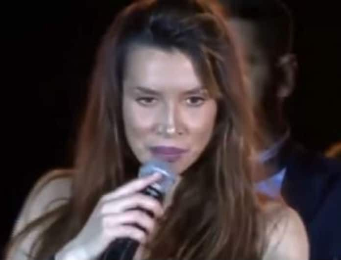 Πάολα: Έγινε πρόταση γάμου την ώρα που τραγουδούσε! Το βίντεο ντοκουμέντο στην δημοσιότητα!