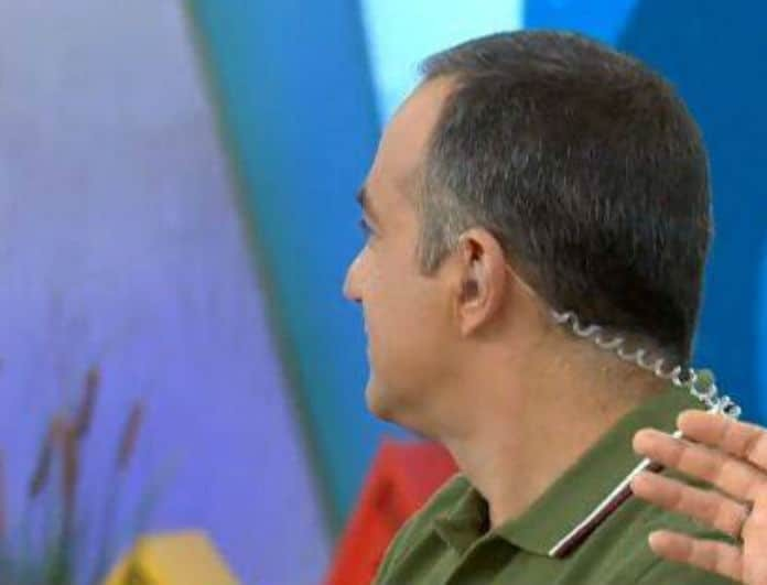 Κρατερός Κατσούλης: Χαστούκισε συνεργάτη του! Ποια ήταν η αντίδραση της Κατερίνας Καραβάτου;