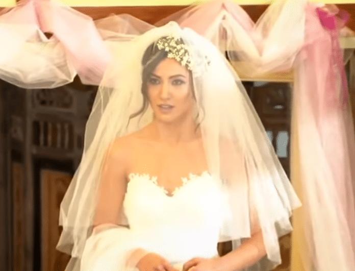 Elif: Σούπερ αποκλειστικό! Η Αρζού ντύνεται νύφη! Καρέ - καρέ ο γάμος της χρονιάς!