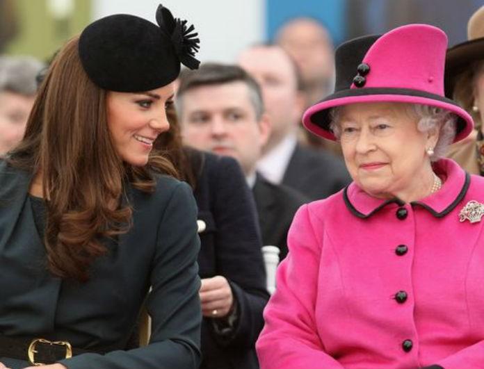 Η Kate το ξανάκανε! Φόρεσε τα πανάκριβα ζαφειρένια σκουλαρίκια της Diana! Της τα έδωσε ο William!