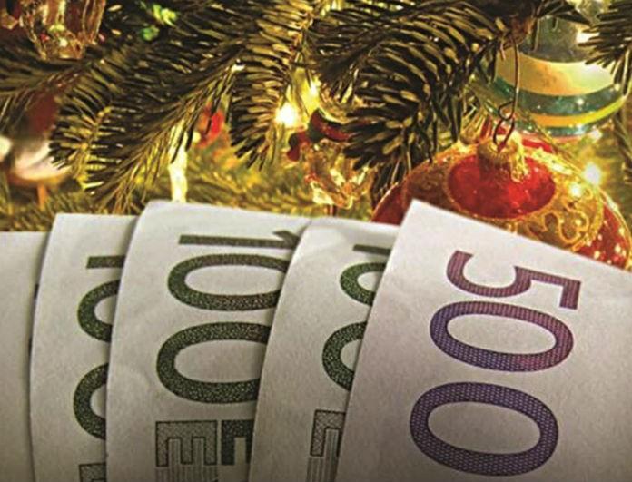 Χριστουγεννιάτικη ανάσα! Αυτοί θα πάρετε λεφτά νωρίτερα!