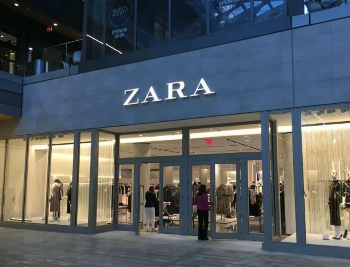 Zara: Από τη νέα συλλογή αυτό είναι το μπουφάν που αξίζει να αγοράσουν όλες οι γυναίκες! Βγαίνει σε 3 χρώματα...