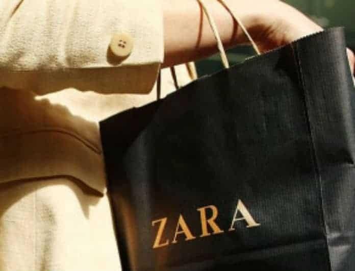 Zara - νέα συλλογή: Αυτή η φούστα έχει το χρώμα της τσιχλόφουσκας! Όλες οι γυναίκες έχουν