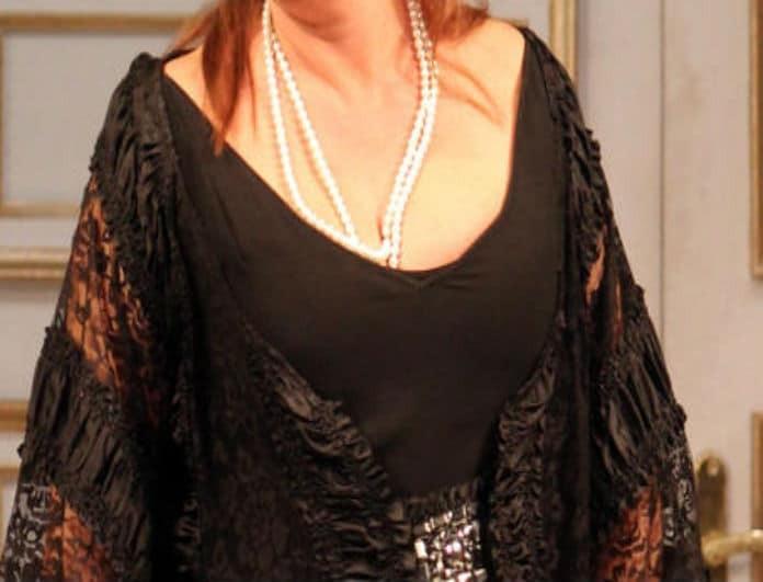Πασίγνωστη Ελληνίδα ηθοποιός έπεσε θύμα επίθεσης! Τι συνέβη;