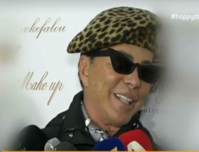 Λάκης Γαβαλάς: Κι όμως το είπε! «Τα μονόπετρα που φοράω συμβολίζουν...»