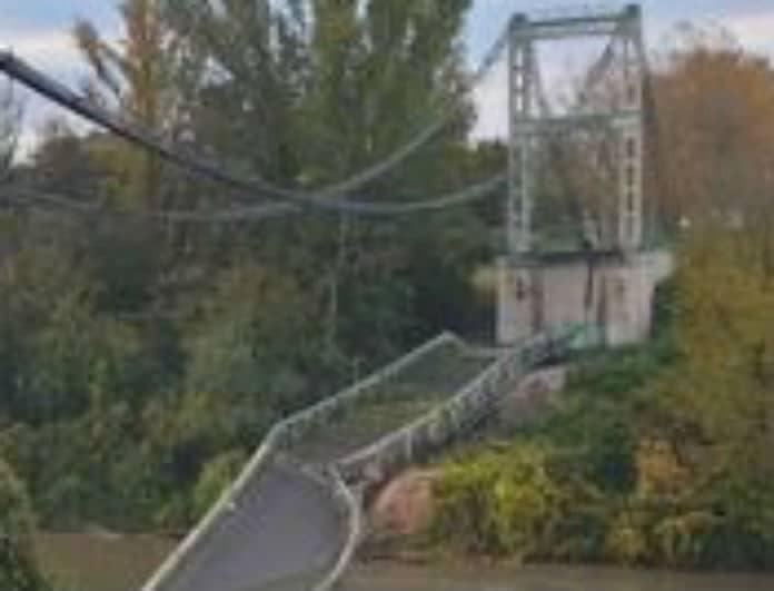 Ασύλληπτος θρήνος! Νεκρή 15χρονη από κατάρρευση γέφυρας!