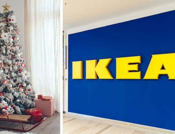 ΙΚΕΑ: Με αυτό το αντικείμενο θα μιλούν όλοι για το τραπέζι σου τα Χριστούγεννα! Κοστίζει 6,99!