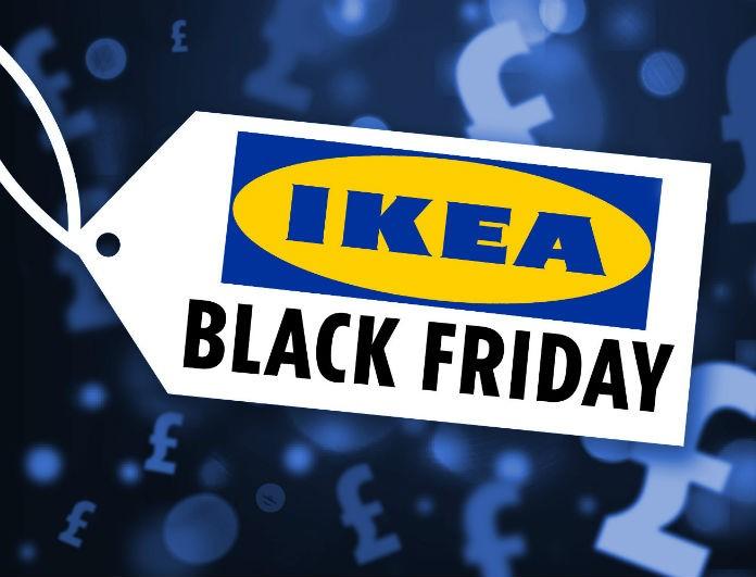 ΙΚΕΑ: Έχει 4 μέρες Black Friday! Αυτό είναι όλο το φυλλάδιο με τα προϊόντα σε έκπτωση!