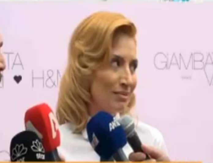 Μαρία Ηλιάκη: Έκανε αποκάλυψη σοκ on camera για τον... κρυφό της γάμο! (ΒΙΝΤΕΟ)