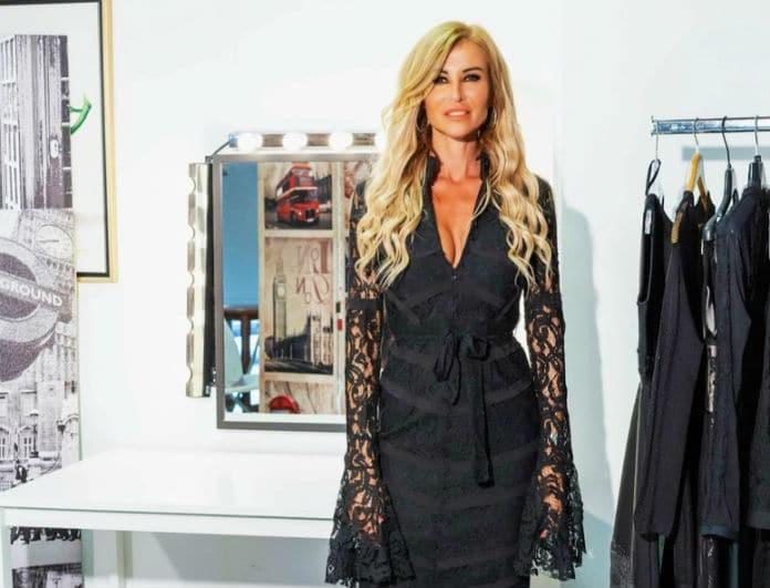 Αγαπημένο και ευκολοφόρετο μαύρο φόρεμα! Η Ιωάννα Μιχαλέα παρουσιάζει...