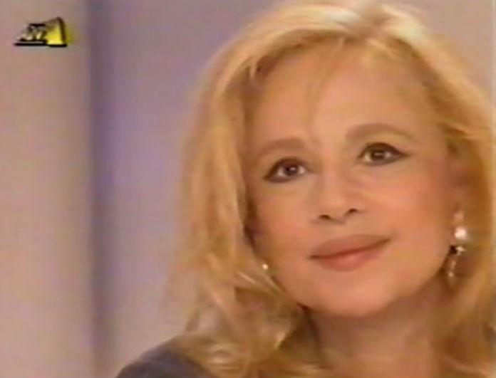 Αλίκη Βουγιουκλάκη: Όταν πέθανε από καρκίνο ήταν μόνο... Σοκαριστικός ο αριθμός της ηλικίας της!