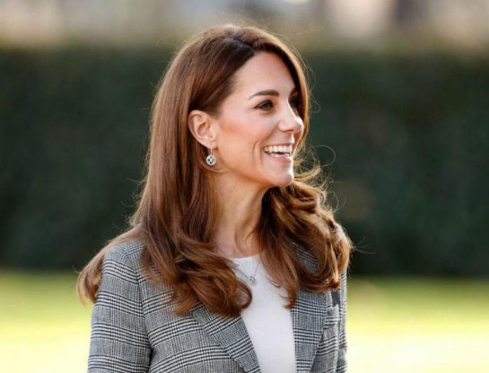 Kate Middleton: Βγήκε στη
