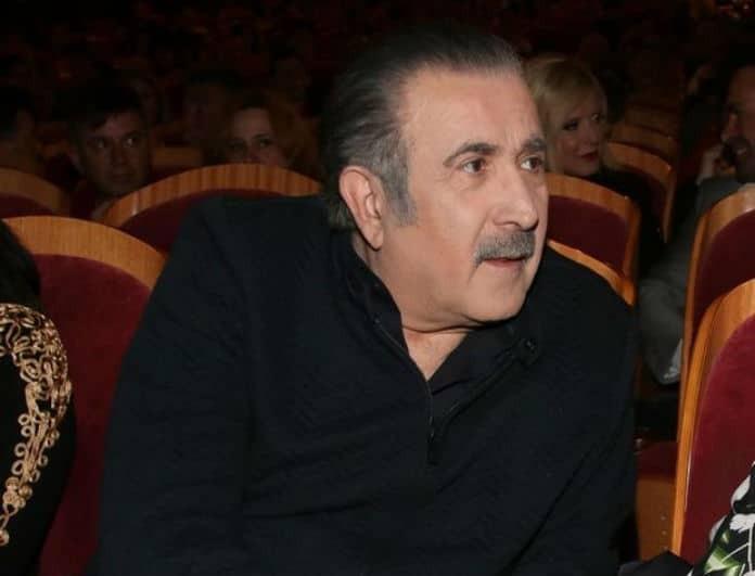 Λάκης Λαζόπουλος: Χαμογελάει ξανά μετά το θάνατο της γυναίκας του! Η φωτογραφία ντοκουμέντο!