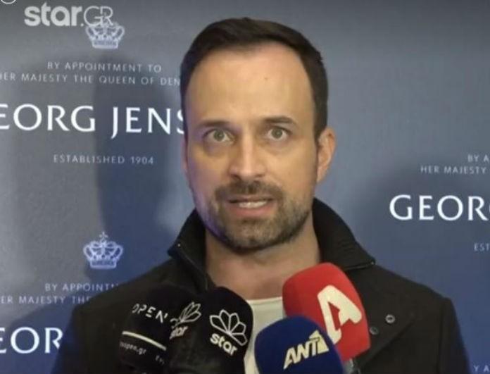 Γιώργος Λιανός: Απαντά στις φήμες που τον θέλουν να παρουσιάζει το «Ελλάδα έχεις ταλέντο»! «Να δούμε αν θα γίνει πρώτα...»
