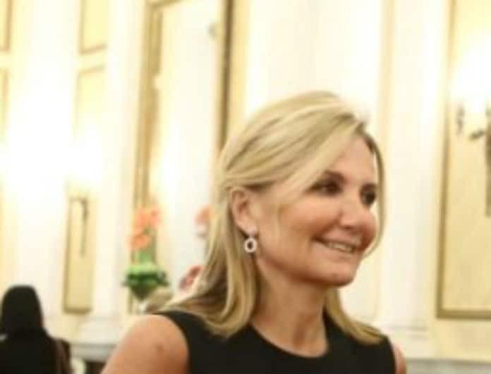 Μαρέβα Μητσοτάκη: Αυτή είναι η πιο σικάτη εμφάνιση της!
