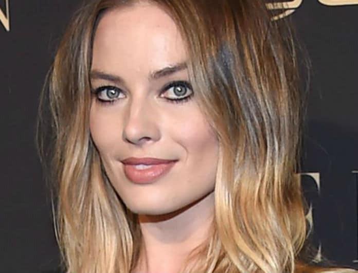 Margot Robbie: Get her look! Το τέλειο μακιγιάζ για τις γιορτές!