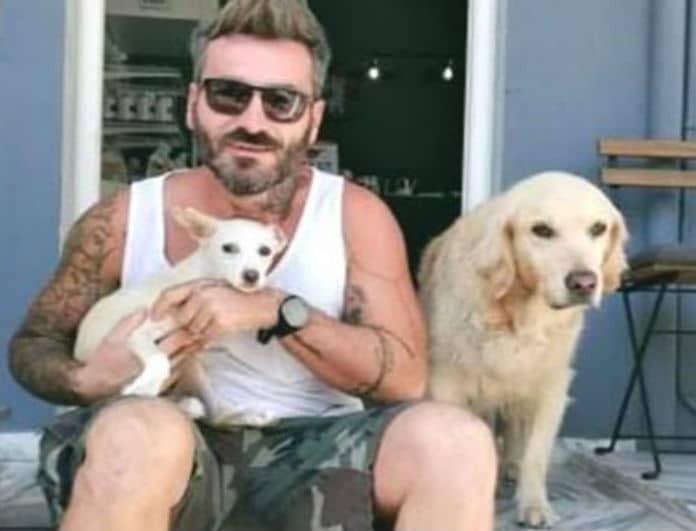 Γιώργος Μαυρίδης: Θυμάστε το κακοποιημένο σκυλάκι που είχε σώσει; Δείτε πώς είναι σήμερα!