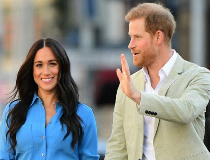 Έσκασαν τα ευχάριστα για τη Meghan Markle και τον πρίγκιπα Harry! Το χαμόγελο δεν φεύγει από τα χείλη τους!