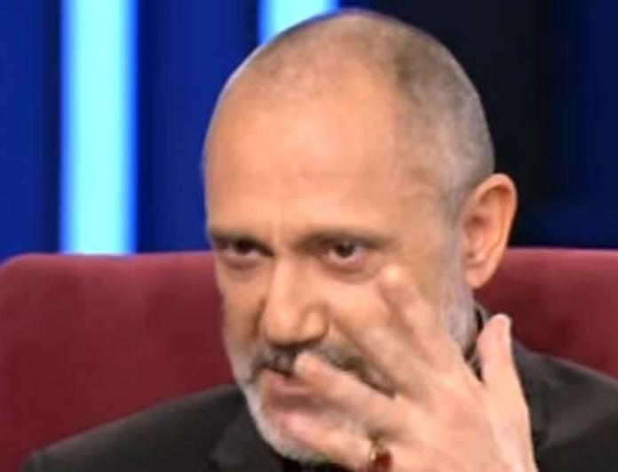 Γρηγόρης Βαλλιανάτος: Αποκαλύπτει τον λόγο που έγινε συνοδός!