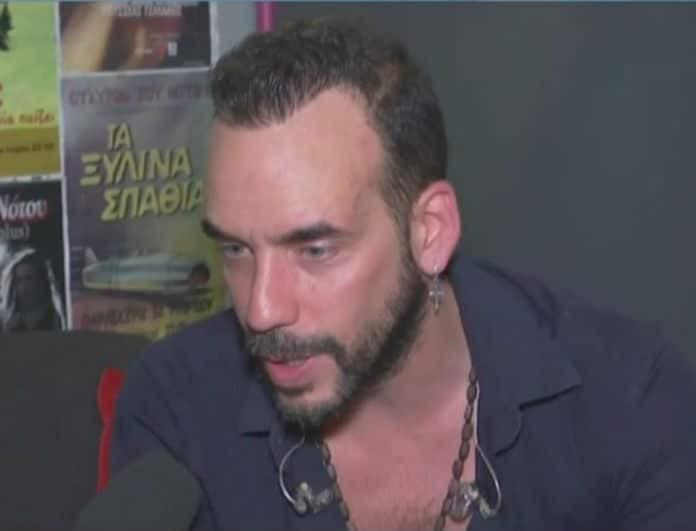 Πάνος Μουζουράκης: Δεν ξανάγινε! Άκουσε το όνομα της Σολωμού και δεν φαντάζεστε πως αντέδρασε! (Βίντεο)