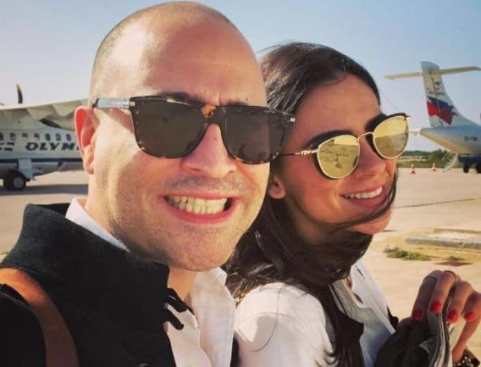 Κωνσταντίνος Μπογδάνος: Ατύχημα για την γυναίκα του! Η φωτογραφία μέσα από το νοσοκομείο!
