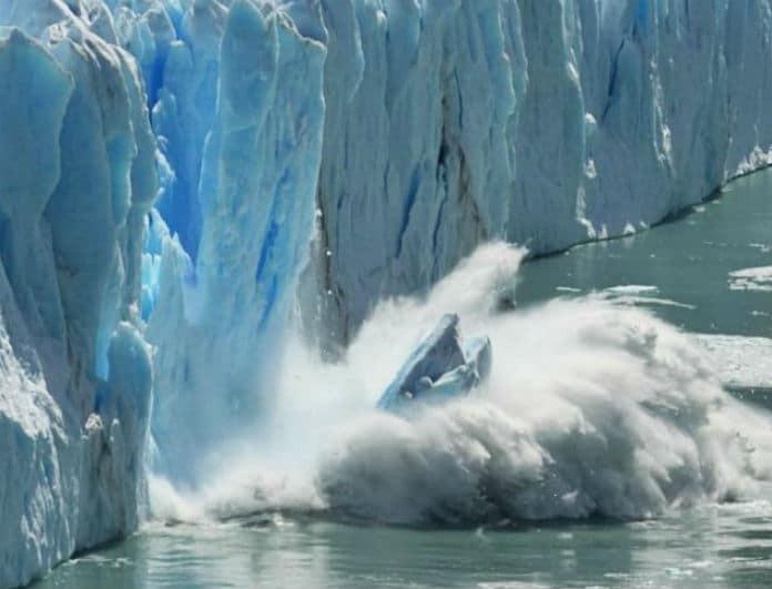 Κίνδυνος! Αυτή η πόλη της Ελλάδας κινδυνεύει να βυθιστεί από το λιώσιμο των πάγων!