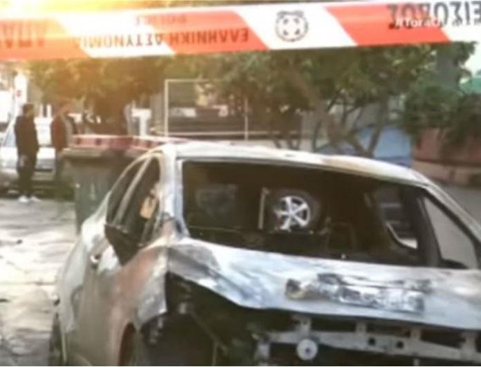Τραγωδία στο Περιστέρι! Εμπρηστική επίθεση σε τρία αυτοκίνητα!