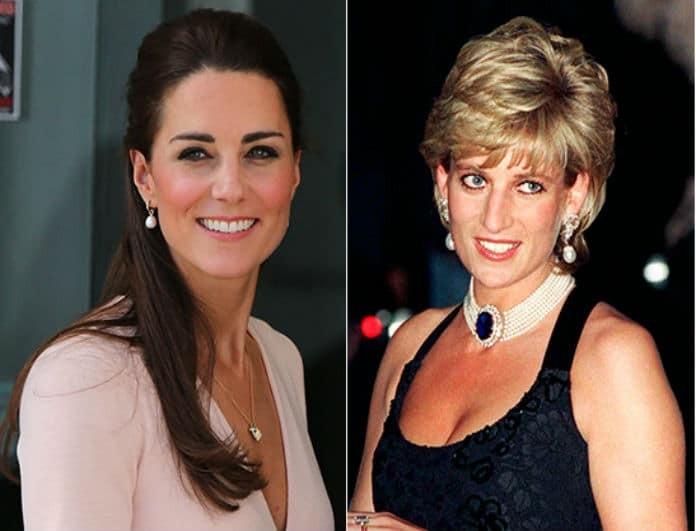 Ήταν της Diana και της το πήρε η Kate! Το βραχιόλι που της έδωσε η μεγαλύτερη εχθρός της...