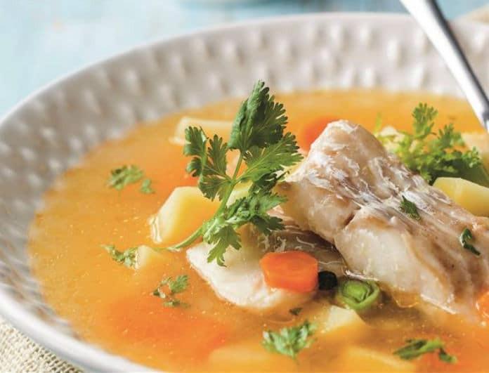 10+1 έξυπνα μυστικά για να φτιάξετε την πιο νόστιμη ψαρόσουπα!