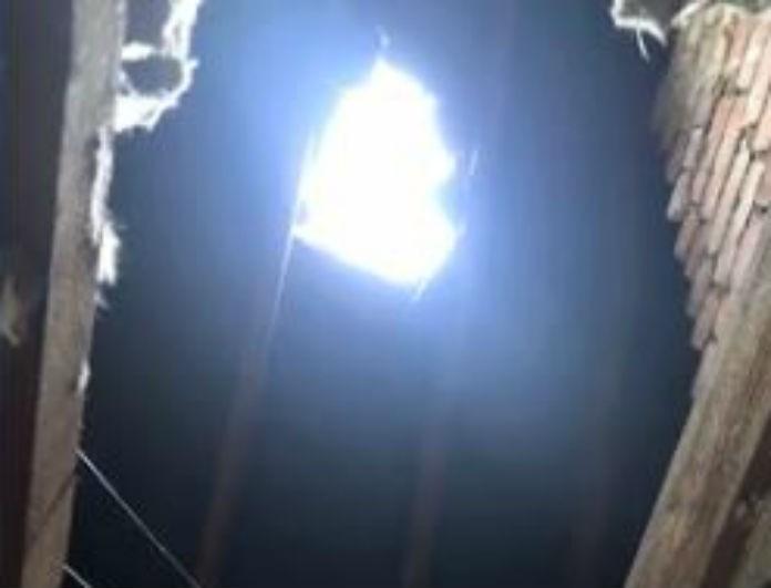 Στιγμές θρίλερ για μοντέλο! Ανοιξαν τρύπα στη στέγη του σπιτιού της και μπήκαν για την ληστέψουν!