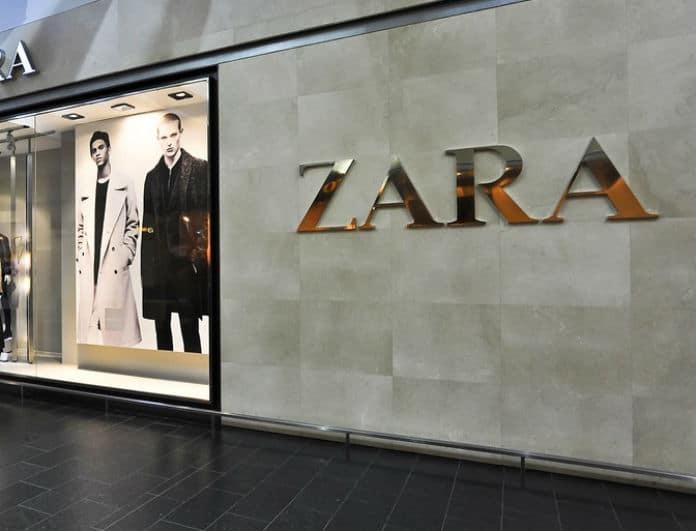 Zara: Από τη νέα συλλογή θέλουν όλες αυτό το παπούτσι! Είναι γόβα με μυτερή μύτη...