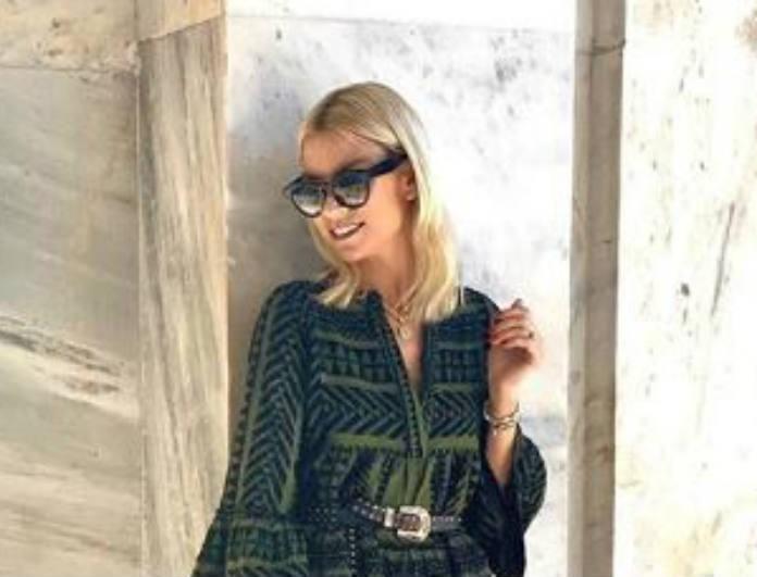 Άννα Μαυρίδη: Η trend setter φόρεσε το φόρεμα της σεζόν! Τρέξτε να το κάνετε δικό σας!