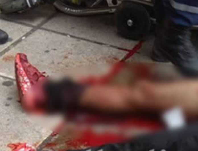 Σοκ στη Θεσσαλονίκη: 22χρονος δέχτηκε επίθεση με μαχαίρι μέρα μεσημέρι!