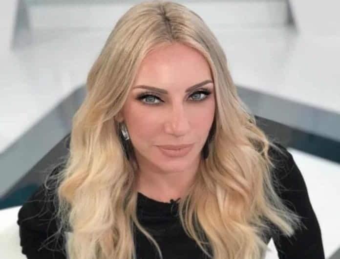 Έλενα Τσαβαλιά: Έκανε αλλαγή στο πρόσωπό της! Η φωτογραφία ντοκουμέντο...