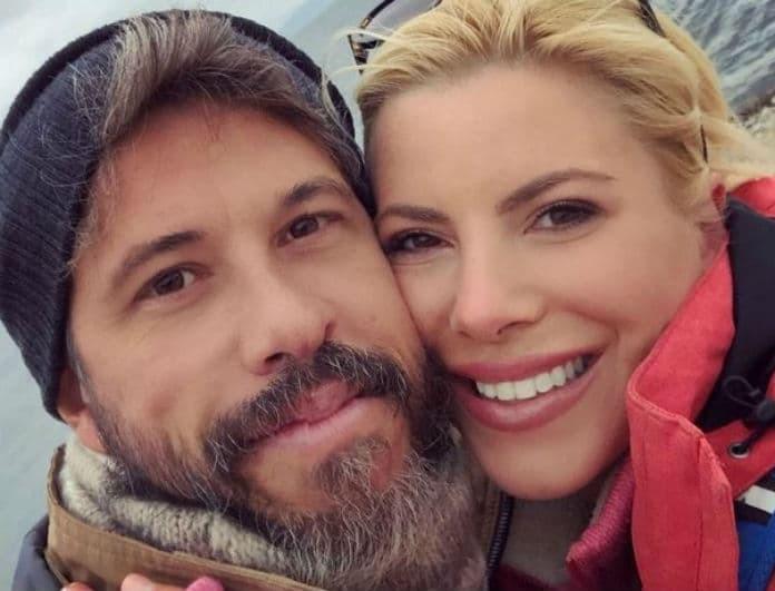 Αντελίνα Βαρθακούρη: Παντρεύτηκε για τρίτη φορά τον ίδιο άντρα! Πιο όμορφη από ποτέ με το πέπλο στα μαλλιά! (Βίντεο)