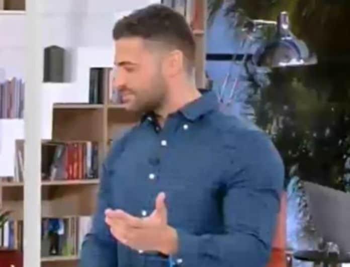 Κωνσταντίνος Βασάλος: Η ανατρεπτική έκπληξη που τον έφερε σε αμηχανία! «Τι είναι αυτό;»! (Βίντεο)