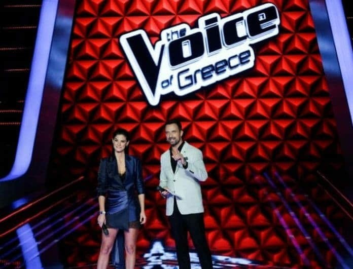 The Voice - τηλεθέαση 1/11:
