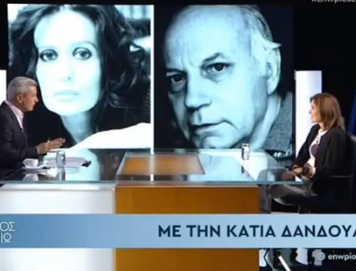 Νίκος Χατζηνικολάου: Τι νούμερα έκανε με καλεσμένη την Κάτια Δανδουλάκη; Σάρωσε ή τσακίστηκε;