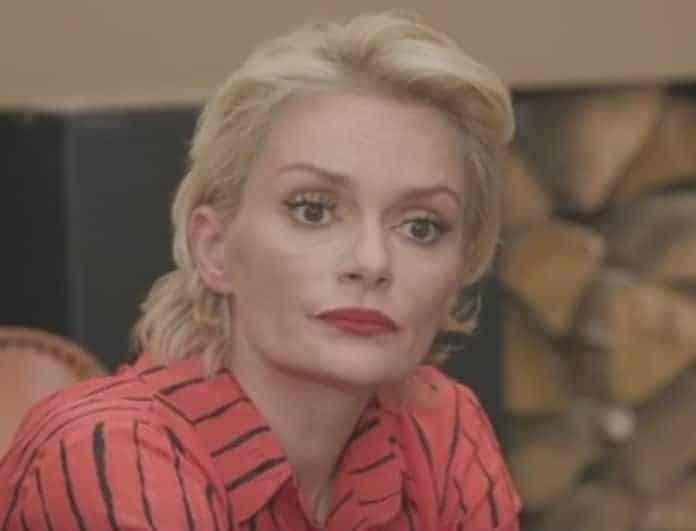 Έλενα Χριστοπούλου: Ο αριθμός της ηλικίας της θα σας κάνει να... χάσετε τις τρίχες από τα μαλλιά σας!