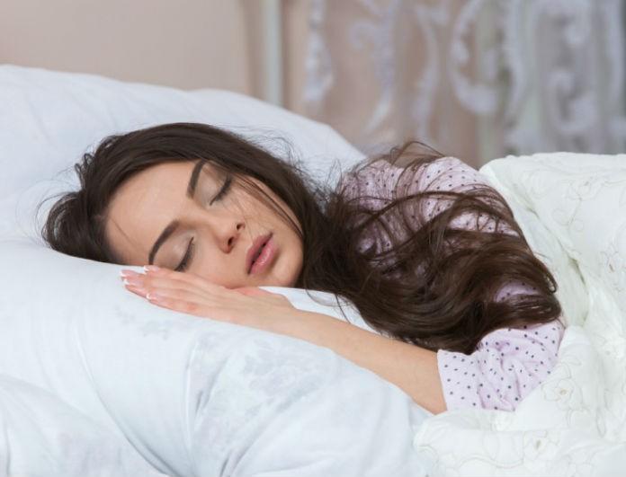 4+1 μυστικά για να κάνετε τον ύπνο σας τον καλύτερό σας φίλο!