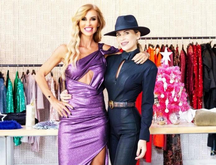 Ένα φόρεμα που θα τραβήξει όλα τα βλέμματα από την MK EXCLUSIVE FASHION και την Ιωάννα Μιχαλέα!