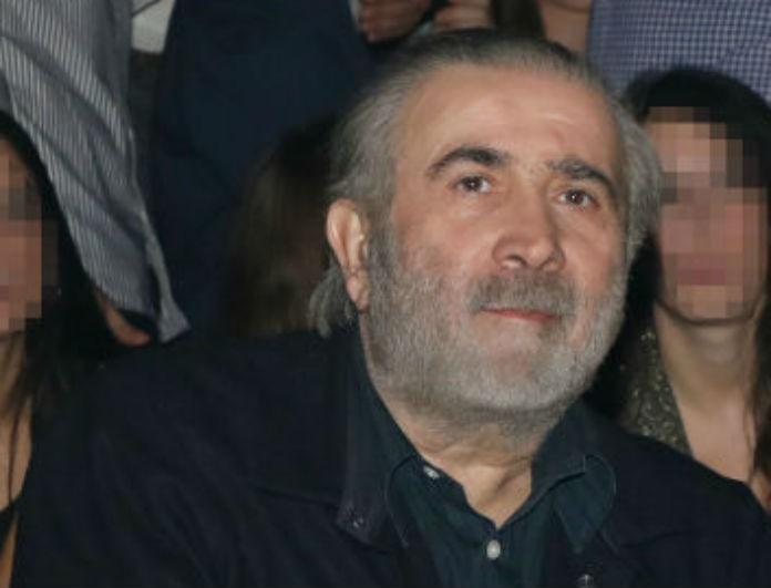 Λάκης Λαζόπουλος: Νυχτερινή έξοδος με γνωστή Ελληνίδα ηθοποιό μετά τον θάνατο της γυναίκας του!