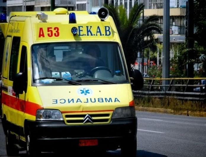 Συναγερμός στο Ηράκλειο Κρήτης: Νεαρός έπεσε στο κενό
