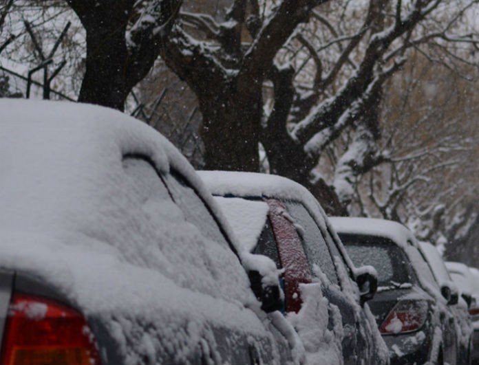 Ζηνοβία: Έντονη χιονόπτωση με πολλά προβλήματα! Ποιοι θα χρειαστούν να βάλουν αλυσίδες στα αυτοκίνητά τους;