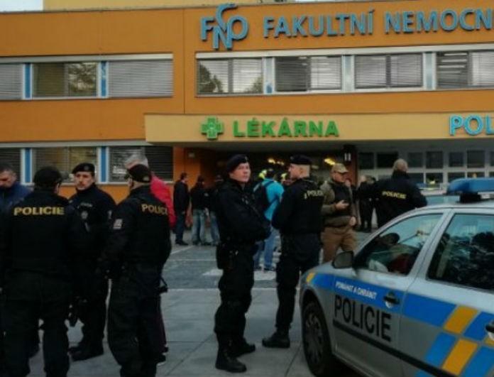 Τσεχία: Ραγδαίες εξελίξεις με τον δράστη! Η αστυνομία έκανε αναφορά για αυτοπυροβολισμό! Τι συνέβη;
