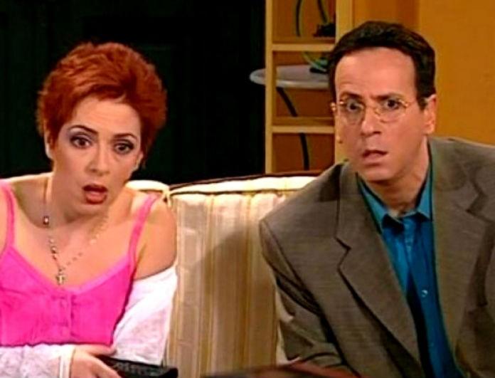 Κωνσταντίνου και Ελένης: Αυτή η σκηνή γυρίστηκε, αλλά δε προβλήθηκε ποτέ! Η άσχημη πτώση της Βλαχάκη!