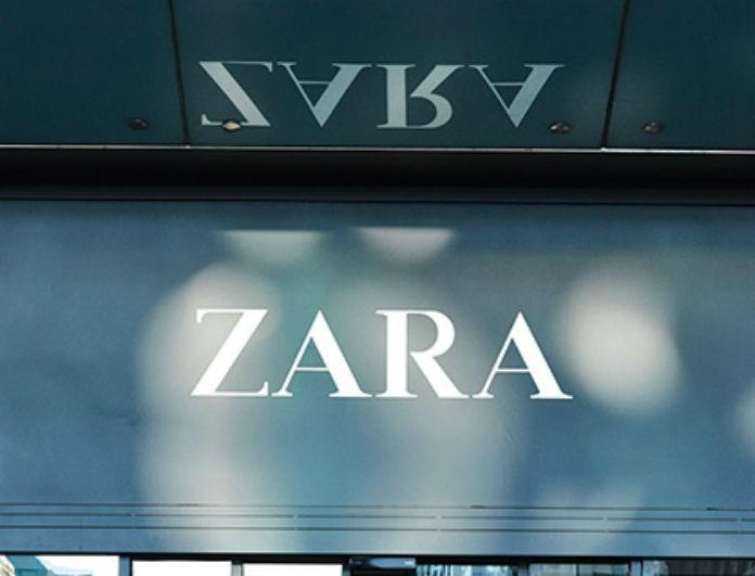Zara - νέα συλλογή: Αυτό το μπουφάν με 50 ευρώ θα το φοράς όλο το χειμώνα! Είναι σε μαύρο χρώμα!